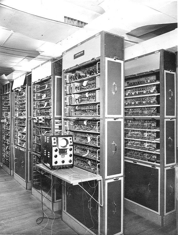 Central Control Units 28/02/53