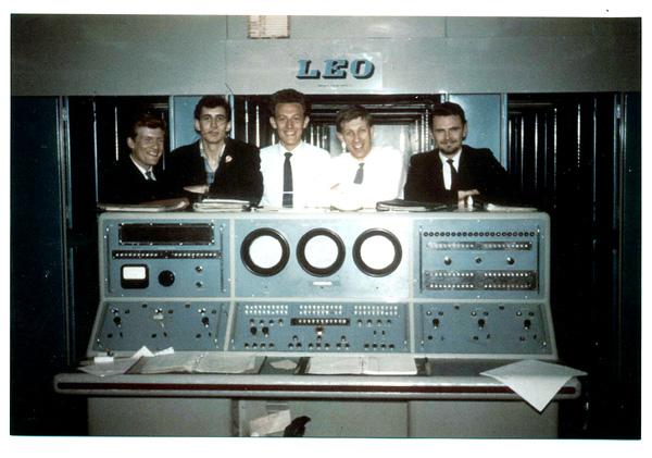 Yet Another II/5 Operating Shift, ?, ?, Frank Kelly, John Pinnington