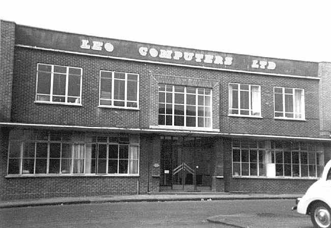 Minerva Road the LEO Computer Factory