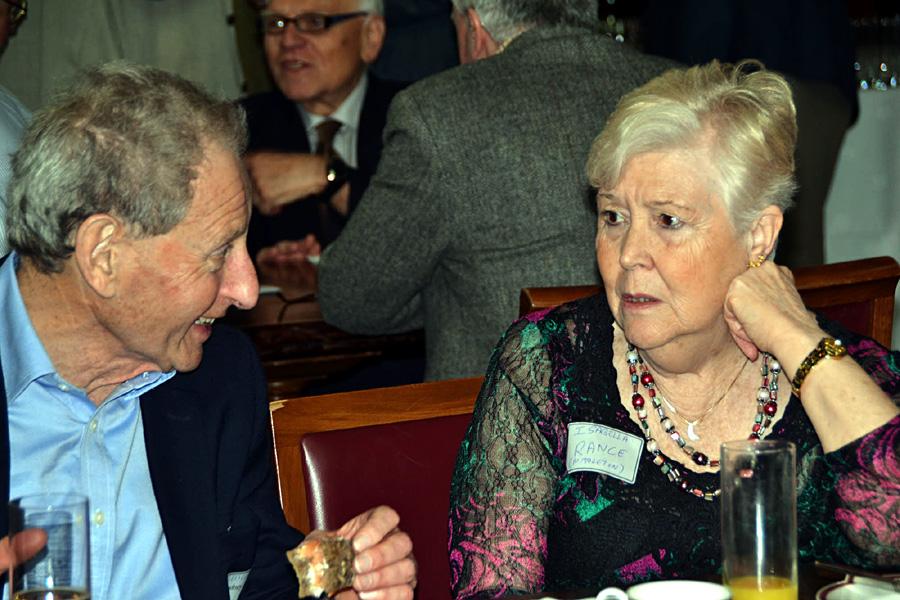 Rodney Hornstein and Isabella Rance
