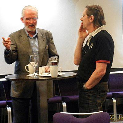 John Hartley (Right)