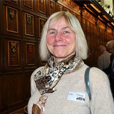 Cathie Gillespie