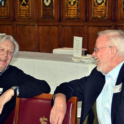 Jim Johnson and Michael Molloy