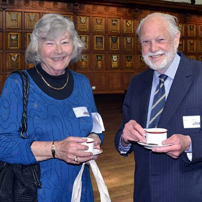 Ann and Peter Titman